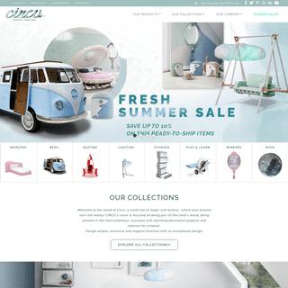 Circu Magical Furniture - Luxury brand for children