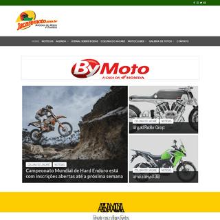 JACAREMOTO - AGENDA MOTO - EVENTOS MOTO