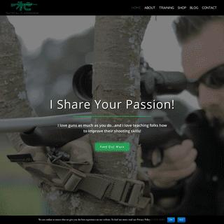 Firearms Coaching & Tactical Training-Tactical Classroom