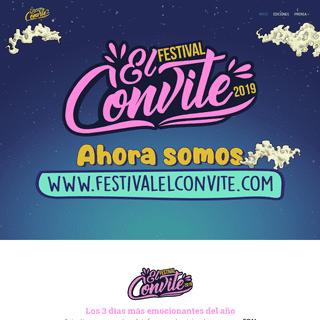 Festival El Convite 2018