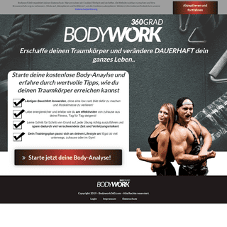 ArchiveBay.com - bodywork360.com - Bodywork360 - Das Navi zu deinem Traumkörper