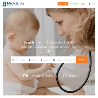 Medical Jobs Australia - Medical Careers - Hospital Jobs