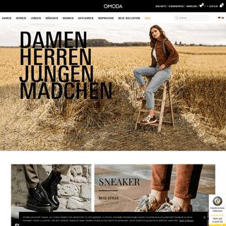 Markenschuhe online kaufen - Omoda.de