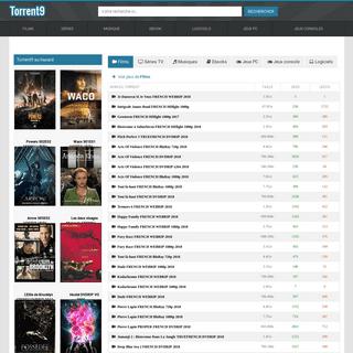 Torrents9 - Telecharger avec Torrents9
