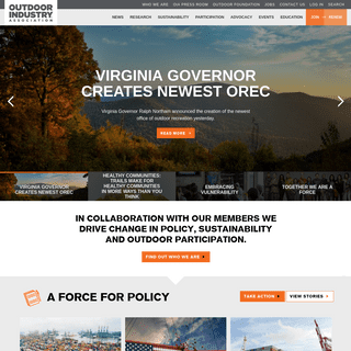 Home - Outdoor Industry Association