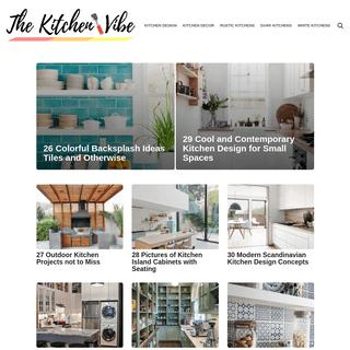 ArchiveBay.com - thekitchenvibe.com - Home - The Kitchen Vibe