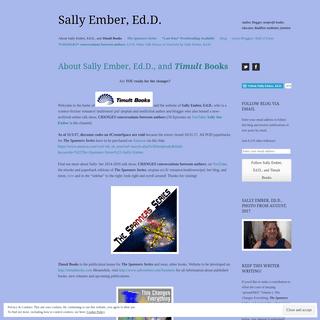 ArchiveBay.com - sallyember.wordpress.com - Sally Ember, Ed.D. - Author, blogger, nonprofit leader, educator, Buddhist meditator, feminist