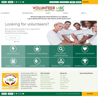 Volunteer MBC