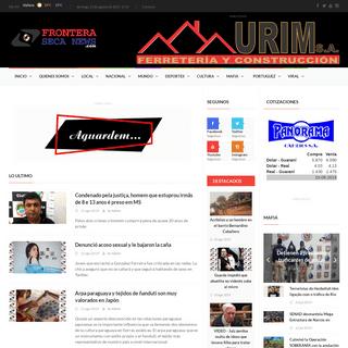 Frontera Seca News