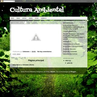 ArchiveBay.com - cultur-a-mbiental.blogspot.com - Cultura Ambiental