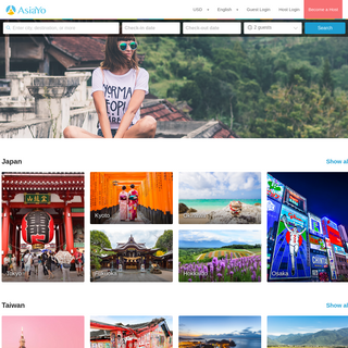 AsiaYo- Best hotel & vacation rental booking in Asia, up to 50- off!