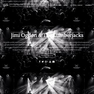 Jimi Ogden and The Lumberjacks – The Lumberjack Cowboy Heartbreak Trucking Co. (UK-PL)
