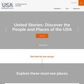 Visit The USA- Guide To USA Holidays & Travel Around America