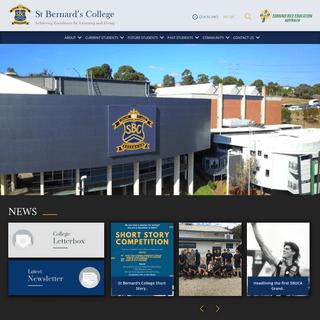 ArchiveBay.com - sbc.vic.edu.au - St Bernard's College Essendon