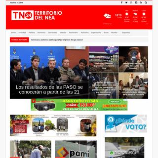 A complete backup of tn24.com.ar