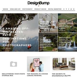 Design and Digital Marketing Daily -DesignBump