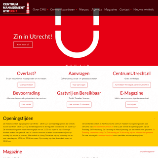 ArchiveBay.com - cmutrecht.nl - Home - Centrummanagement Utrecht