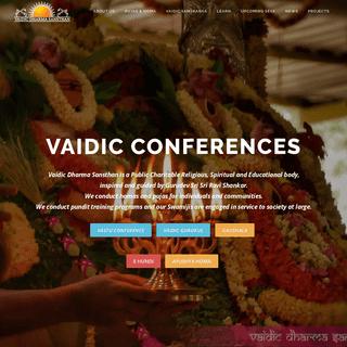 Vaidic Dharma Sansthan – Reviving Traditions, Preserving Heritage