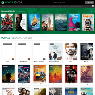 MoviesDVDR - Descargar Peliculas Torrent en DVDR Gratis
