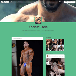 ZachMuscle