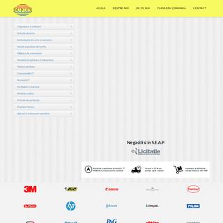 ArchiveBay.com - dpx.ro - Dpx - Distribuţie a produselor de birotică , IT , papetărie , HORECA şi produse profesionale pentru curăţenie