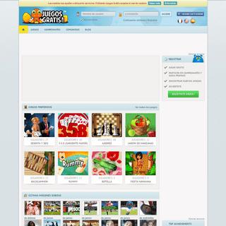 Juega a juegos online en Juegos Gratis
