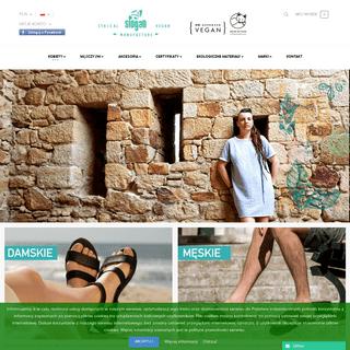 ArchiveBay.com - not-a-slogan.com - Sklep SLOGAN moda etyczna, ekologiczna i wegańska. Ubrania i buty ekologiczne, etyczne, wegańskie i Fair Trade. - SLOGAN etycz