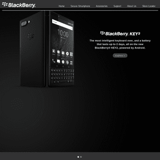 BlackBerry Mobile India - BlackBerry Upcoming Smartphones 2019
