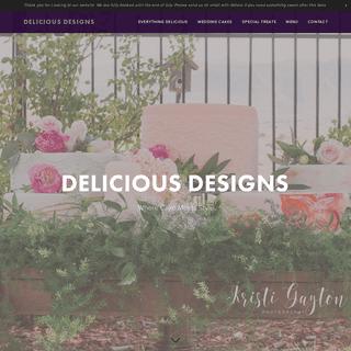 ArchiveBay.com - deliciousdesignsreno.com - Delicious Designs