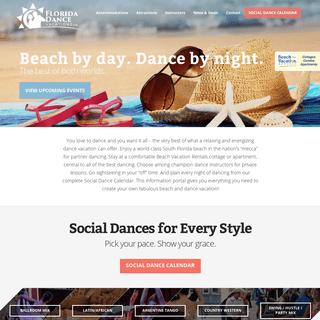 Florida Dance Vacations