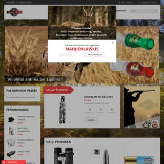 ArchiveBay.com - vilniausginklai.lt - www.vilniausginklai.lt