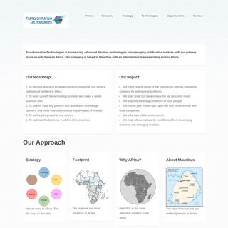 ArchiveBay.com - transformative-technologies.com - Transformative Technologies