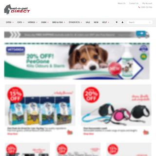 vet-n-pet DIRECT - Australia's Pet & Veterinary Supply Experts