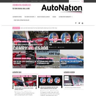 AutoNation Drive