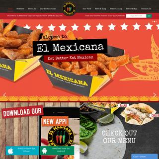 Welcome to El Mexicana