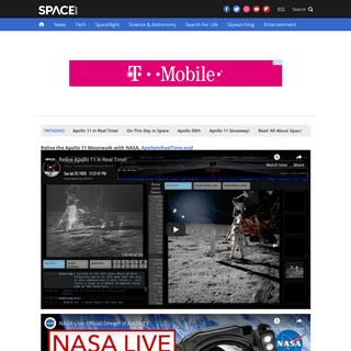 Space.com- NASA, Space Exploration and Astronomy News
