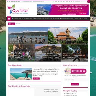 Tour Quy Nhơn - Bình Định - Công ty du lịch Quy Nhơn Tourist