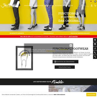 Funktionsschuhe » Functional Footwear - Joe Nimble Shop