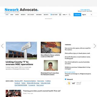 ArchiveBay.com - newarkadvocate.com - The Newark Advocate