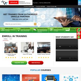WebTek Labs -ISTQB Foundation, Software Testing Course, Industrial Training Institute