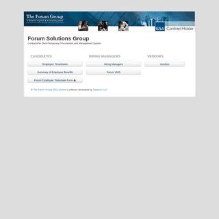 ArchiveBay.com - forumsolutionsgroup.com - The Forum Group