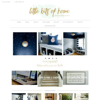 Little Bits of Home – Adventures in DIY