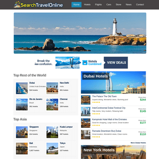 SearchTravelOnline.comSearch Travel Online