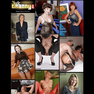 Nude Grannies, Granny Porn Pics, Naked Granny Pics