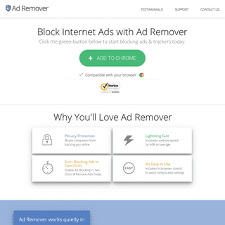 Official Ad Remover – Blocks All Online Ads - Ad Remover