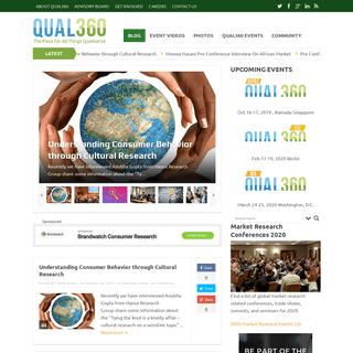 ArchiveBay.com - qual360.com - QUAL360 - The Hub for All Things Qualitative - QUAL360