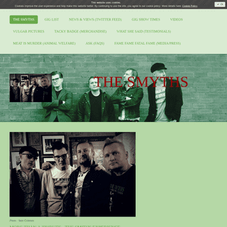 ArchiveBay.com - thesmyths.net - MORE THAN A TRIBUTE - The SMITHS EXPERIENCE - thesmyths