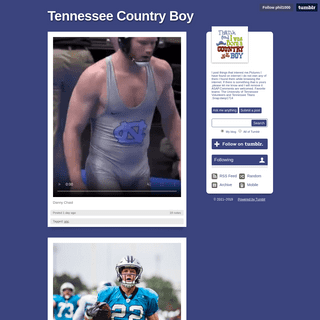Tennessee Country Boy