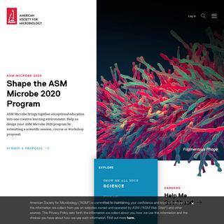 ArchiveBay.com - asm.org - American Society for Microbiology