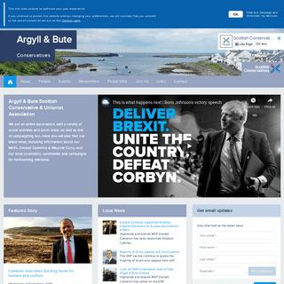 Argyll & Bute - Conservatives